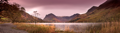 Buttermere twilight