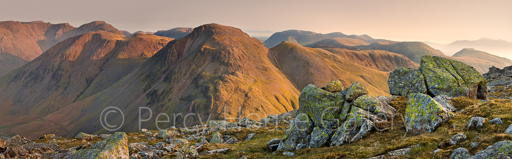 Great Gable from Great End 2